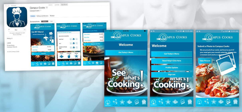 Campus Cooks Mobile App Development1
